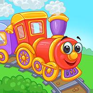 Railway: Train for kids