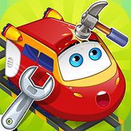 Mechanic : repair of trains