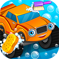 Car Wash - Monster Truck